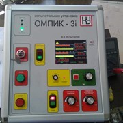 ОМПИК-3i испытание и прожиг в одном устройстве фото