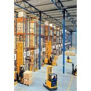 Ремонт и сервисное обслуживание складского оборудования фото