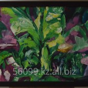 """Картина """"Цветок"""" 61х91 фото"""