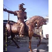 Статуи из бронзы на заказ фото