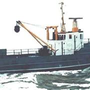 Промысловое судно БПМ-74М. фото