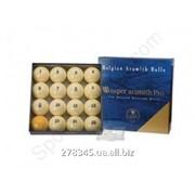 Бильярдные шары Saluc Aramith Super Pro 68мм фото