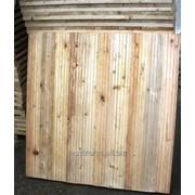 Настилы деревянные фото