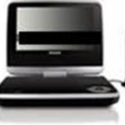 Портативный DVD плеер Philips PD7020B/51 фото