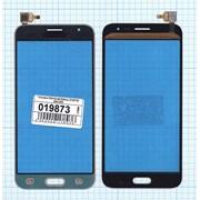 Сенсорное стекло (тачскрин) для Samsung Galaxy J3 (2016) SM-J320 золотистое, Диагональ 5 фото