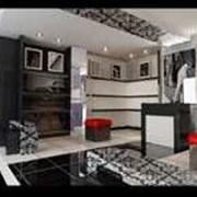 Выполнение и ведение полного дизайн-проекта интерьера жилого и общественного помещения фото