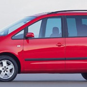 Автомобили Volkswagen Sharan фото