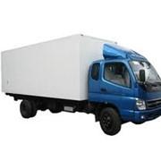 Аренда грузовика почасово фото
