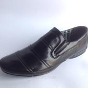 Туфли мужские Kunchi B 1701-2 black фото