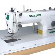 Машина швейная одноигольная промышленная челночного стежка ZOJE ZJ9701BR-D/01 фото