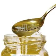 Мед малиновый фото