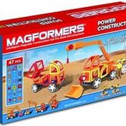 Magformers Power Construction Set - 47 дет. фото