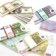 Пачки денег фото