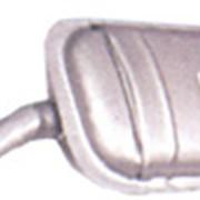 Глушитель выпуска газов основной (ВАЗ 21099) фото