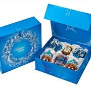 Продукция сувенирная рекламная, Корпоративный набор с чаем (кофе), медом (джемом) фото