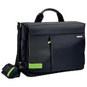 """Сумка курьерская Leitz Complete Smart Traveller для 15.6"""" ноутбука, черный фото"""