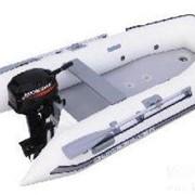 Лодка AirDeck 270 фото