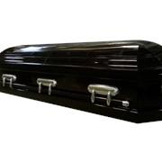Элитный гроб - арт. ЭГ-4В фото