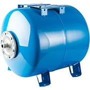STOUT Расширительный бак, гидроаккумулятор 50 л. горизонтальный (цвет синий) фото