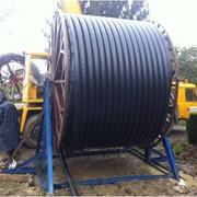 Полимерный армированный трубопровод Флексстрим высокого давления для нефти, газа и воды, производство Россия фото