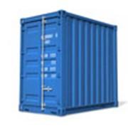 Железнодорожные контейнеры 3 тонн фото