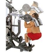 Профессиональный тренажер Body Solid Боди Солид LSA50 Опция к мультистанции фото
