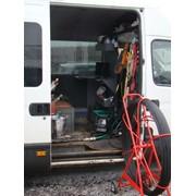 Телеинспекция канализационных труб фото