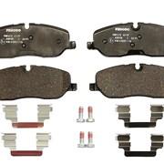 Тормозные колодки передние Range Rover (2005-), Discovery III, IV - FDB1615 / GDB1631 фото