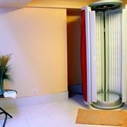 Вертикальный турбосолярий фото