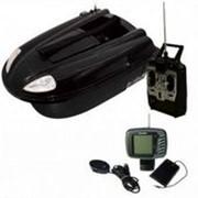 Катера-приманки. Радиоуправляемый катер-приманка Amina РК2Э с эхолотом Fish Finder (Amina-RK2-FD39) фото