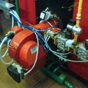 Горелка газовая блочная ГГБПР-0,45н фото