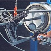 Тяжёлый гидравлический съёмник TMHP фото