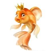 Красители пищевые сухие: Золотоя рыбка (оранжевый) Е102+Е110 фото