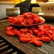 Ягоды годжи с лучших плантаций Китая -упаковка100 грамм фото