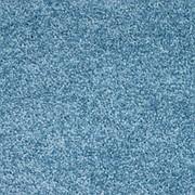 Ковролин Зартекс Каданс 162 Голубой 3,5 м нарезка фото