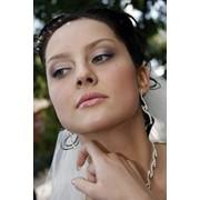 Услуги нанесения макияжа фото