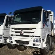 Самосвальные грузовики Howo модель ZZ3317N3567W фото