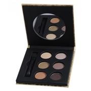 Тени 6-Color Eyeshadow Palette фото