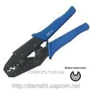 Инструмент для опрессовки кабельных наконечников TMH 1-10 фото