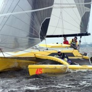 Яхты тримараны фото