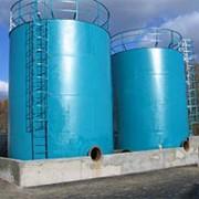 Резервуар вертикальный (емкости вертикальные) фото