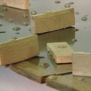 Алмазный инструмент (сегменты, диски с алмазным напылением, пилы для резки и шлифовки камня . фото