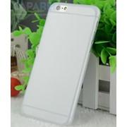 "Пластиковый чехол Ultra Thin 0.35 mm White для iPhone 6 (4,7"") фото"