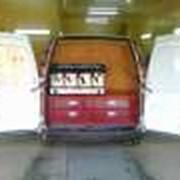 Переделка авто под мобильную кофейню фото