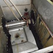 ТВЧ (индукционная) закалка деталей вращения длиной до 4000 мм фото
