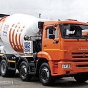 Автобетоносмеситель 58149Y на шасси КАМАЗ-6540 (Миксер) 9м3 8х4 фото