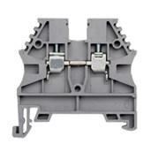 AVK 4 Клеммник на DIN-рейку 4 мм.кв. фото