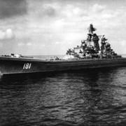 Крейсер Адмирал Ушаков фото