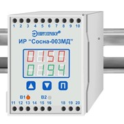 Одноканальный измеритель-регулятор ИР СОСНА-003МД фото