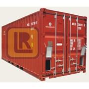 Балковый контейнер (для объемных, в т.ч. сыпучих грузов без упаковки) Тип 1 фото